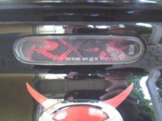 3. féklámpában az RX-8 felirat újradesign-olva