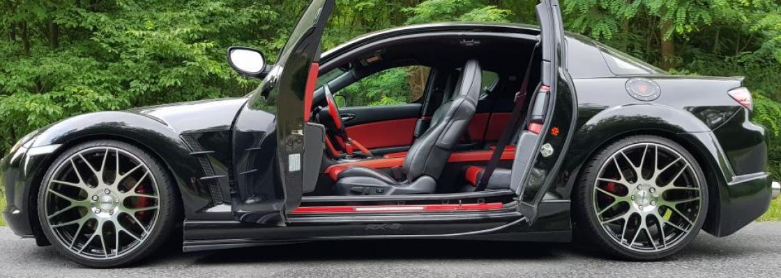 Mazda RX-8 (corres)
