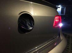 Eredeti VW jelből kiugró tolatókamera