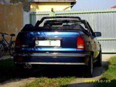Cabrio üzemmódban