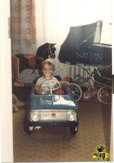 első autóm :D