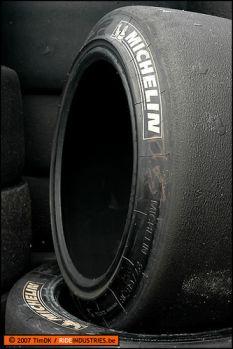 Porsche Cup Slicks