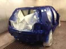 AUDI RS6 és R8 kék