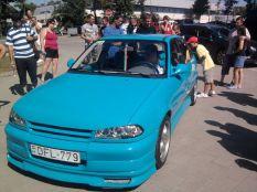 Debrecenben hangnyomáson