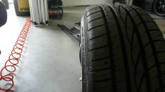 Falken 195/40, 7,5 col-on