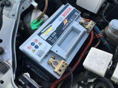 Bosch 77Ah, 780A