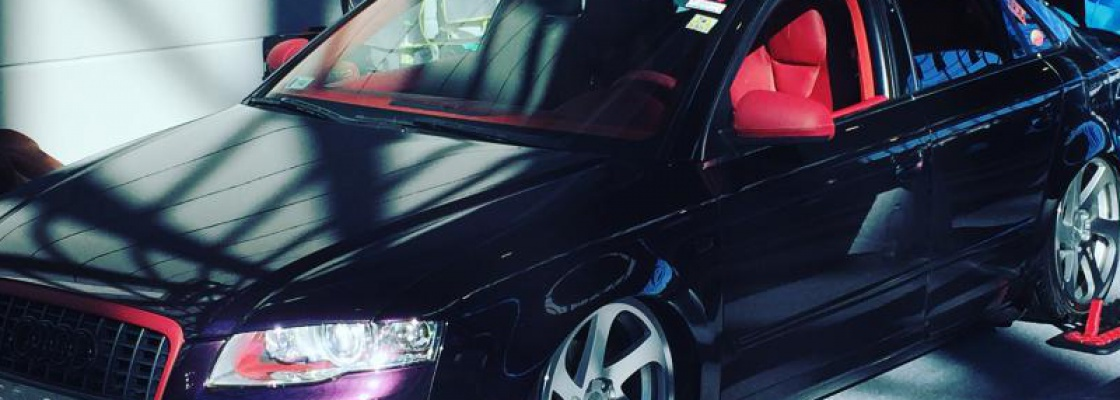 Audi A4 ONYX