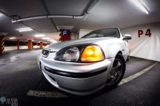 Honda Civic 1.6 VTi 96'