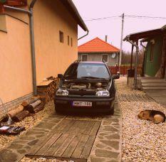 motorháztetőcsere