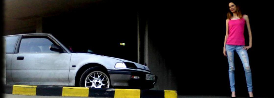 Honda Civic dyttus ツ