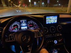 Head-up display, ambiente, AMG...