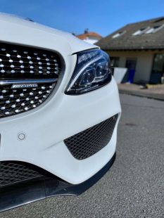 Unique C43 AMG project coming soon...