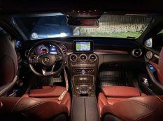 Luxury and sport interior