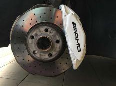 AMG brake
