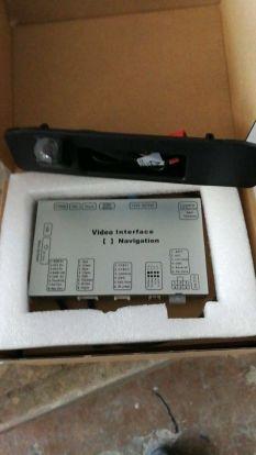 Video modul+rear camera