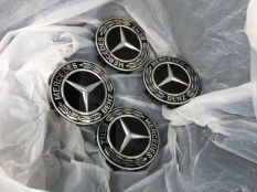 Black series original Mercedes caps