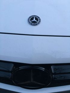 Black series original Mercedes hood cap